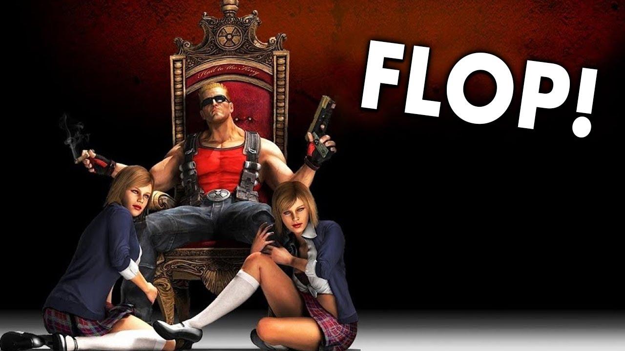 Gaming Flops