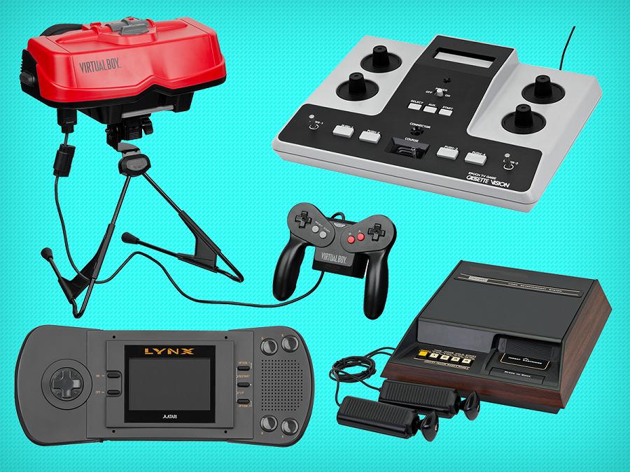 Weirdest Consoles In History