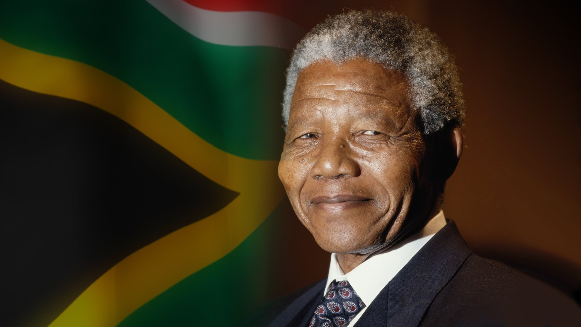 The Best Politicians in History - Nelson Mandela