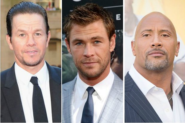 hollywood highest paid actors
